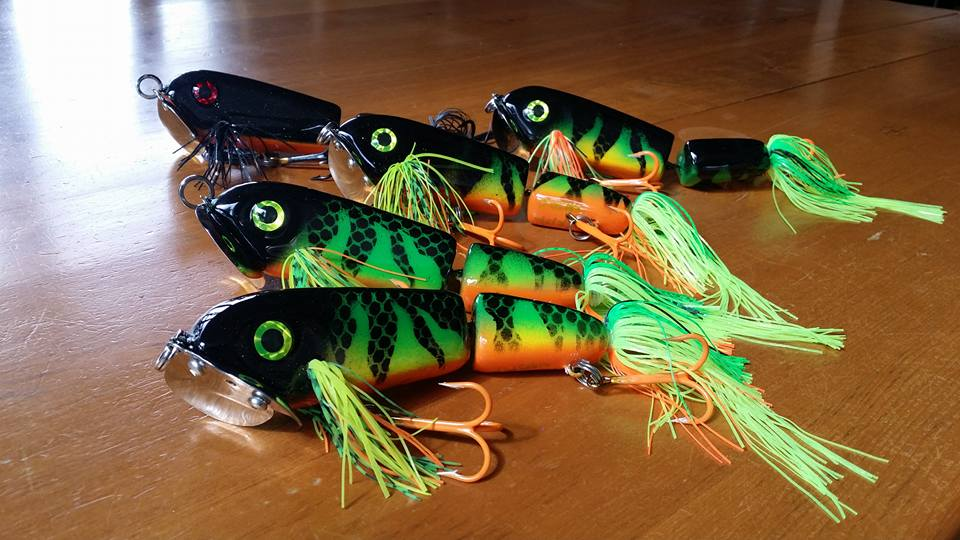 Fish Whistle Fire Tiger - Hollandlures